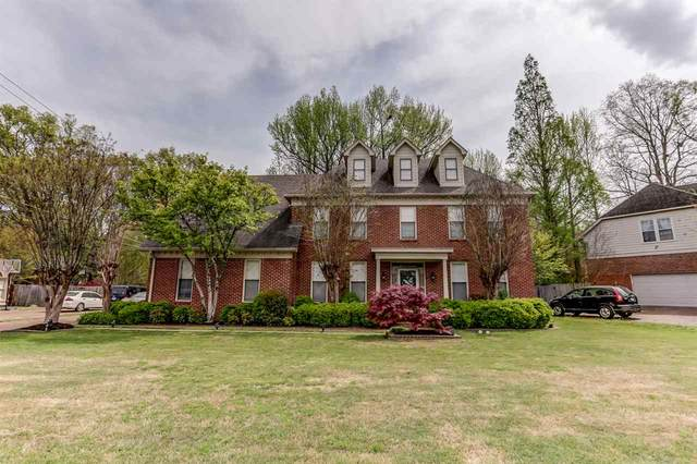 1586 Wood Farms Dr, Memphis, TN 38016 (#10096796) :: The Wallace Group - RE/MAX On Point