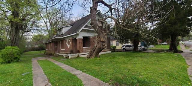 1180 Cannon St, Memphis, TN 38106 (MLS #10096834) :: The Justin Lance Team of Keller Williams Realty