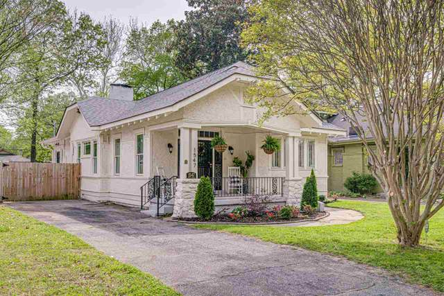 1547 N Parkway Ave, Memphis, TN 38112 (#10096932) :: Area C. Mays | KAIZEN Realty