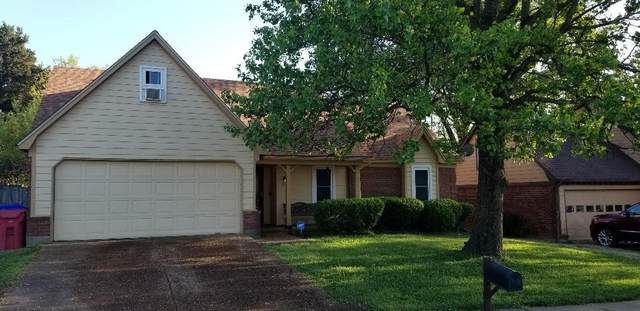 5163 Barkshire Dr, Unincorporated, TN 38141 (#10096940) :: RE/MAX Real Estate Experts