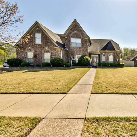 4862 Wemberley Dr, Unincorporated, TN 38125 (#10096995) :: The Home Gurus, Keller Williams Realty