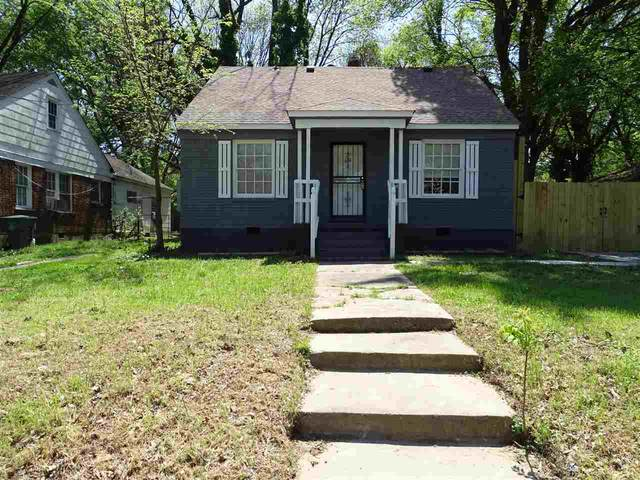 3199 Powell Ave, Memphis, TN 38112 (#10097000) :: RE/MAX Real Estate Experts