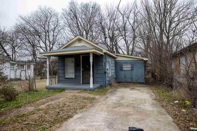 2496 Winnona Ave, Memphis, TN 38108 (#10097045) :: All Stars Realty