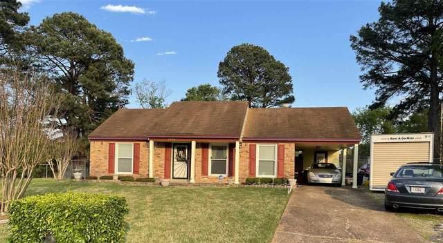 4536 W Aldridge Cv SW, Memphis, TN 38109 (#10097055) :: RE/MAX Real Estate Experts