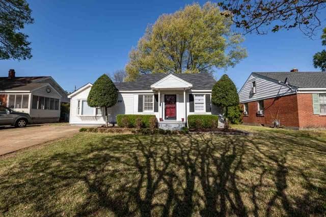 599 Lynncrest St, Memphis, TN 38122 (#10097073) :: Bryan Realty Group