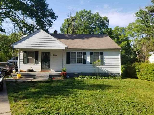 784 Dawn Cv, Memphis, TN 38127 (#10097095) :: Faye Jones | eXp Realty