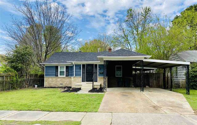 4322 Gailwood Dr, Memphis, TN 38122 (#10097099) :: The Wallace Group - RE/MAX On Point
