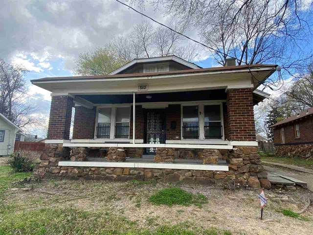 513 N Dunlap St, Memphis, TN 38105 (#10097114) :: RE/MAX Real Estate Experts