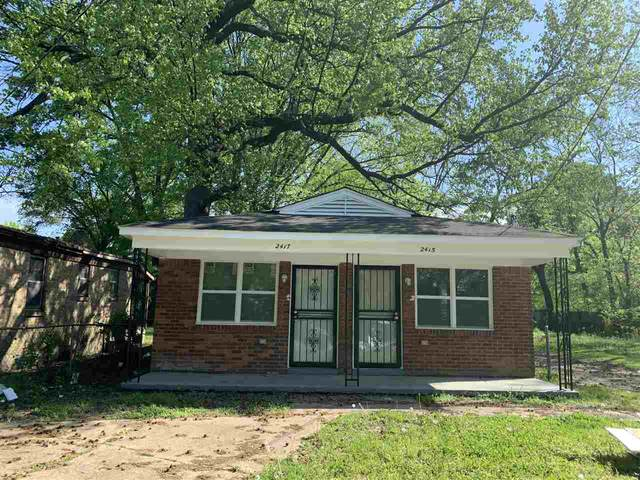 2415 Eldridge Ave, Memphis, TN 38108 (#10097198) :: Bryan Realty Group