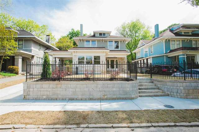 1433 Peabody Ave, Memphis, TN 38104 (#10097224) :: RE/MAX Real Estate Experts