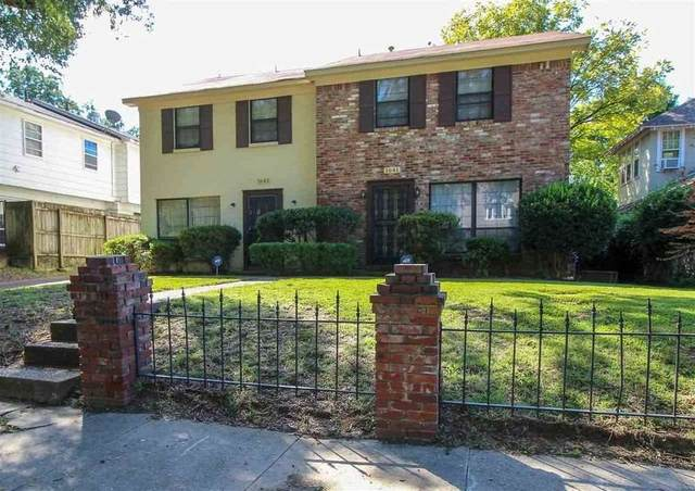1641 Forrest Ave, Memphis, TN 38112 (#10097291) :: RE/MAX Real Estate Experts