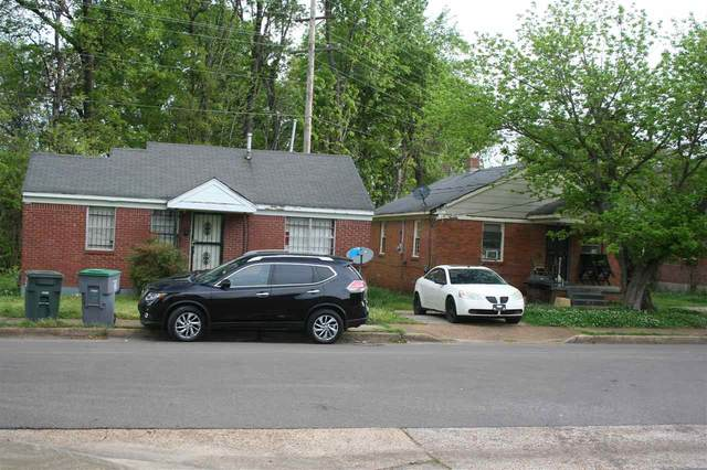 1452 Dunn Ave, Memphis, TN 38106 (#10097292) :: The Wallace Group - RE/MAX On Point