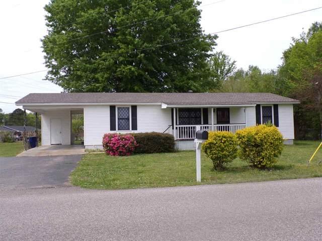 315 Walnut St, Adamsville, TN 38310 (#10097301) :: The Home Gurus, Keller Williams Realty