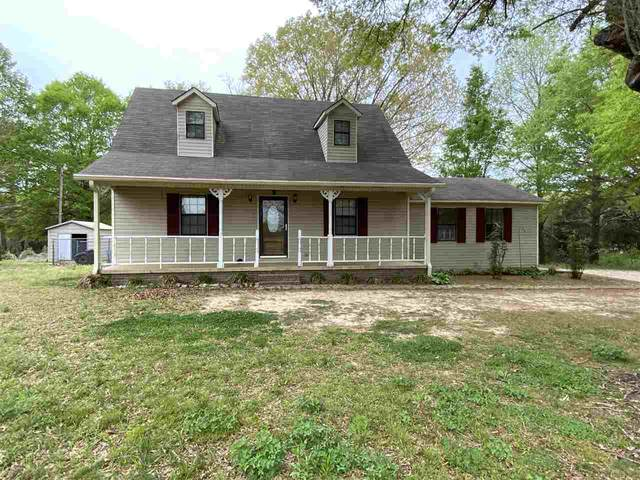 1805 Uptonville Rd, Mercer, TN 38392 (#10097316) :: Area C. Mays | KAIZEN Realty