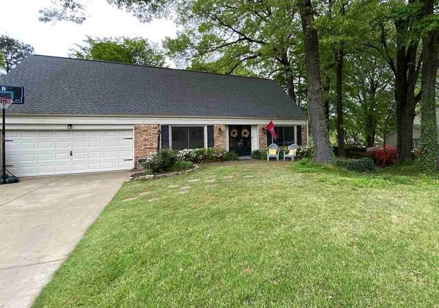1727 Poplar Estates Pky, Germantown, TN 38138 (#10097340) :: RE/MAX Real Estate Experts