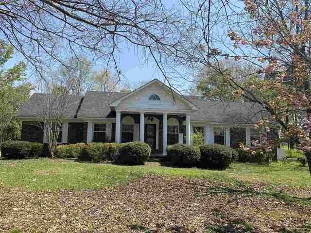986 Gilchrist Stantonville Rd, Adamsville, TN 38310 (#10097483) :: RE/MAX Real Estate Experts