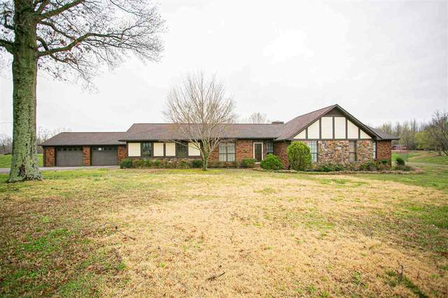 2635 Drummonds Rd, Unincorporated, TN 38058 (#10097533) :: All Stars Realty
