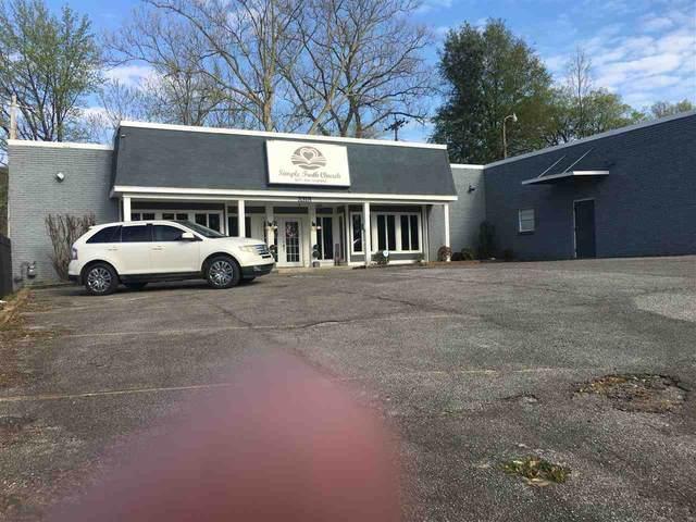 3318 N Watkins St N, Memphis, TN 38127 (#10097560) :: The Home Gurus, Keller Williams Realty