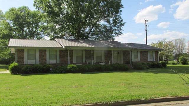 724 Fisher St, Bolivar, TN 38008 (MLS #10097578) :: Gowen Property Group | Keller Williams Realty