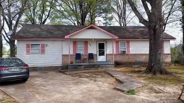 156 Harris Cv, Collierville, TN 38017 (MLS #10097582) :: Gowen Property Group | Keller Williams Realty