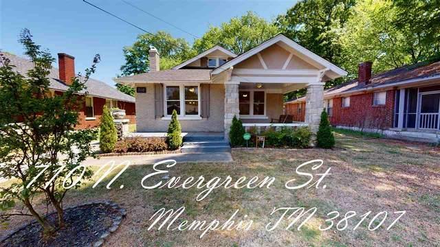 710 N Evergreen St, Memphis, TN 38107 (#10097624) :: The Melissa Thompson Team
