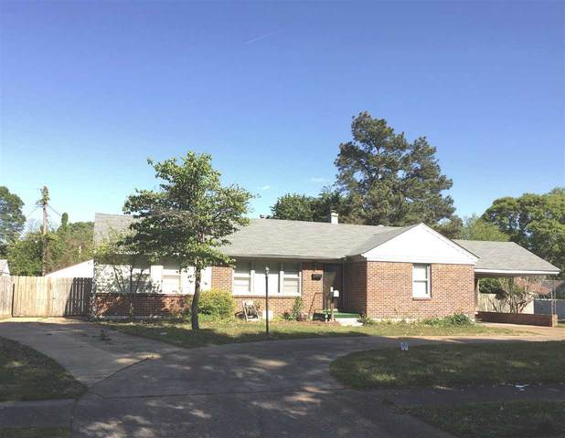 1670 Ronda St, Memphis, TN 38108 (#10097662) :: All Stars Realty