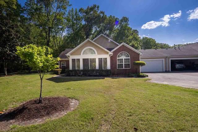 1097 Oak Timber Cir #64, Collierville, TN 38017 (#10097722) :: The Home Gurus, Keller Williams Realty