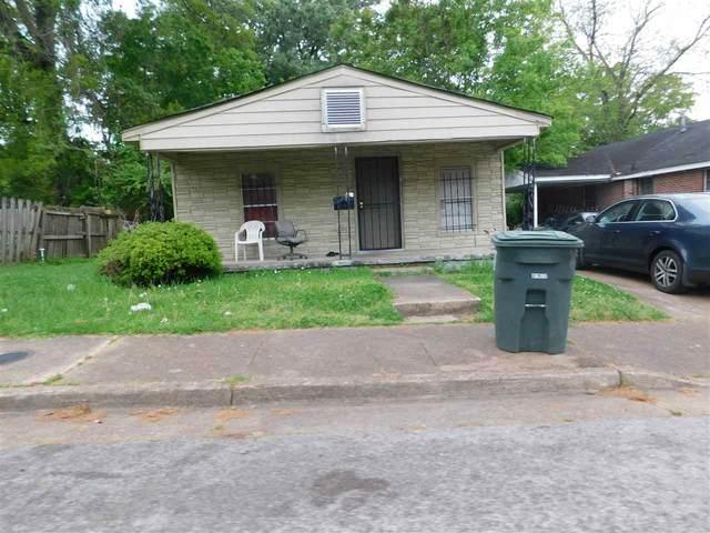 2873 Douglass Ave, Memphis, TN 38114 (#10097780) :: The Melissa Thompson Team
