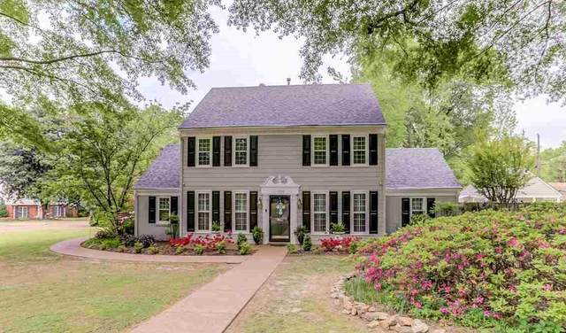 1816 Old Mill Rd, Germantown, TN 38138 (#10097995) :: All Stars Realty