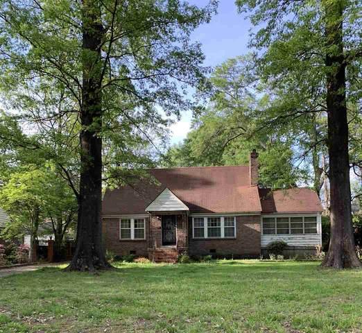 2150 S Parkway Blvd E, Memphis, TN 38114 (MLS #10098046) :: Gowen Property Group | Keller Williams Realty