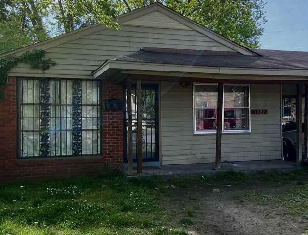 1499 Ragan St, Memphis, TN 38106 (#10098056) :: The Home Gurus, Keller Williams Realty