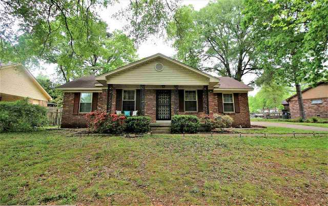 1176 Cedar Cir S, Southaven, MS 38671 (#10098122) :: RE/MAX Real Estate Experts