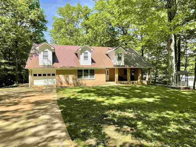 150 Old Road Rd, Counce, TN 38326 (#10098153) :: RE/MAX Real Estate Experts