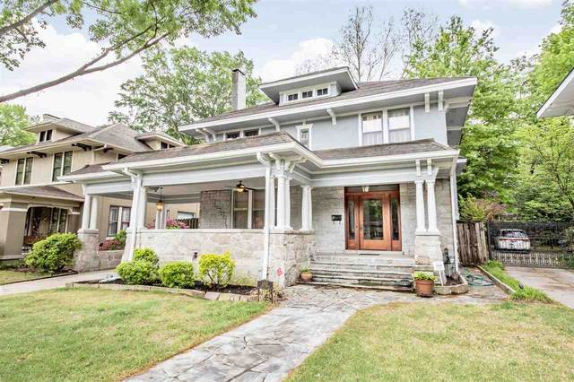 1437 Carr Ave, Memphis, TN 38104 (#10098170) :: The Wallace Group - RE/MAX On Point