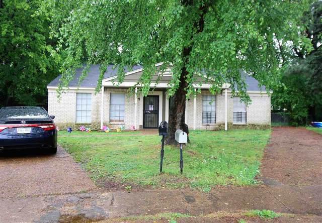 3400 Sunnyfield Cv, Memphis, TN 38118 (#10098186) :: All Stars Realty