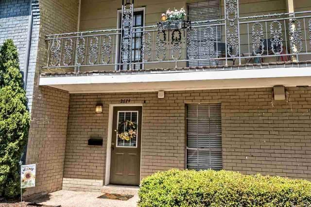 2674 Central Terrace Rd #7, Memphis, TN 38111 (#10098330) :: The Melissa Thompson Team