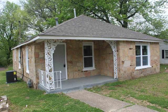 435 Haynie St, Covington, TN 38019 (MLS #10098349) :: Gowen Property Group | Keller Williams Realty