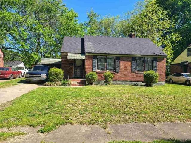 802 E Davant Ave, Memphis, TN 38106 (#10098447) :: The Melissa Thompson Team