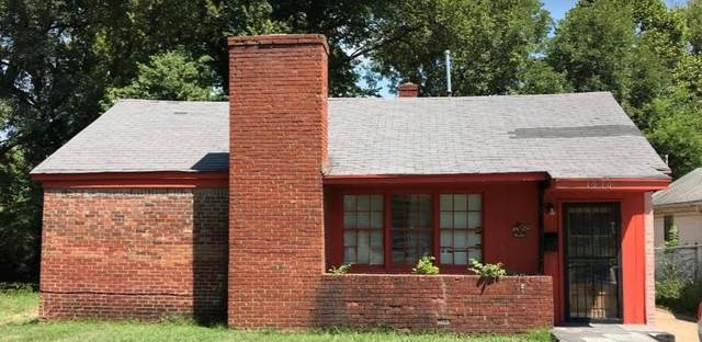 1970 Quinn Ave, Memphis, TN 38114 (#10098449) :: The Wallace Group at Keller Williams