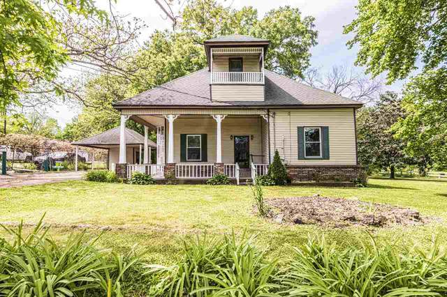 183 Main St N, Unincorporated, TN 38011 (#10098467) :: The Melissa Thompson Team