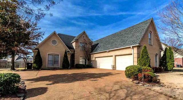1323 Crossmont Cv, Unincorporated, TN 38016 (#10098468) :: RE/MAX Real Estate Experts
