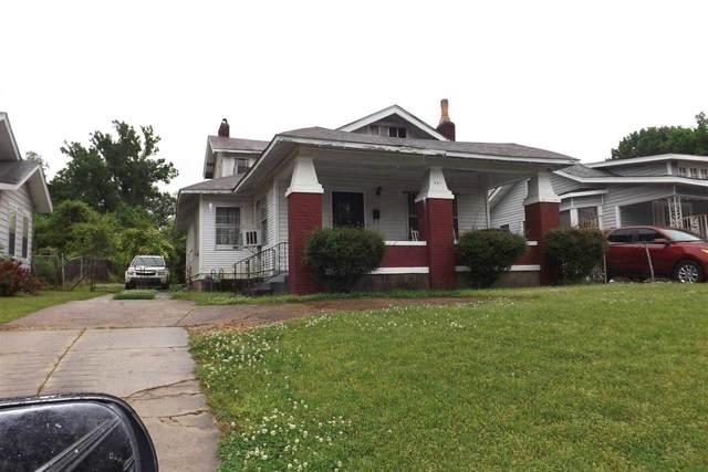 591 E Gage Ave E, Memphis, TN 38106 (#10098517) :: RE/MAX Real Estate Experts