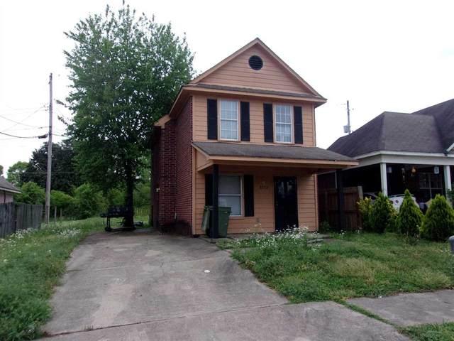 3772 Jerusalem St, Memphis, TN 38109 (#10098536) :: The Home Gurus, Keller Williams Realty
