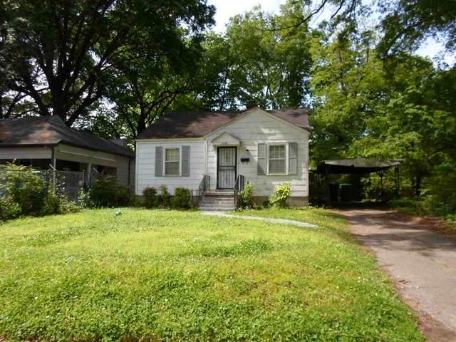 3533 Mayflower Ave, Memphis, TN 38122 (#10098585) :: Area C. Mays | KAIZEN Realty