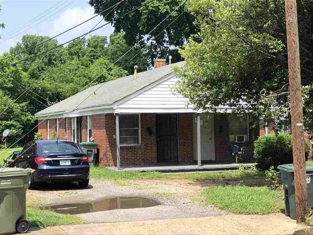 865 N Bingham St, Memphis, TN 38108 (#10098598) :: The Melissa Thompson Team