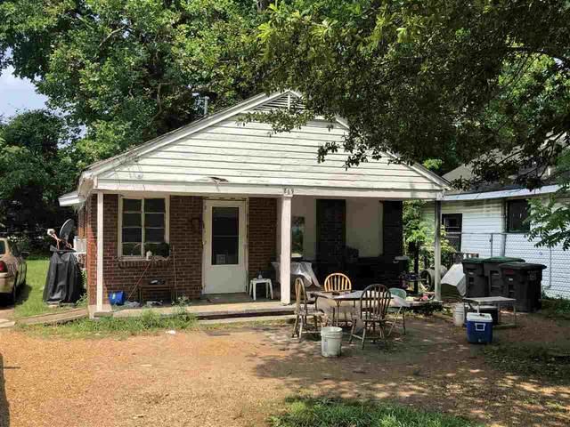 869 N Bingham St, Memphis, TN 38108 (#10098601) :: The Melissa Thompson Team