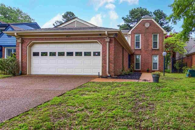8827 Fairway Gardens Dr, Memphis, TN 38016 (MLS #10098625) :: Gowen Property Group | Keller Williams Realty