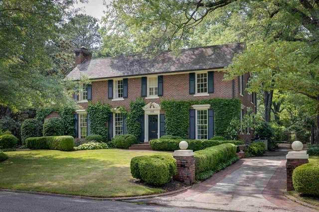 185 W Chickasaw Pky, Memphis, TN 38111 (#10098650) :: The Home Gurus, Keller Williams Realty