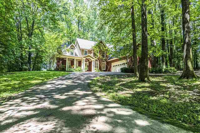 2261 Indian Creek Rd, Unincorporated, TN 38011 (#10098663) :: All Stars Realty