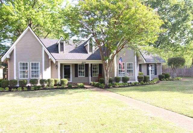 300 W White Rd, Collierville, TN 38017 (#10098667) :: RE/MAX Real Estate Experts